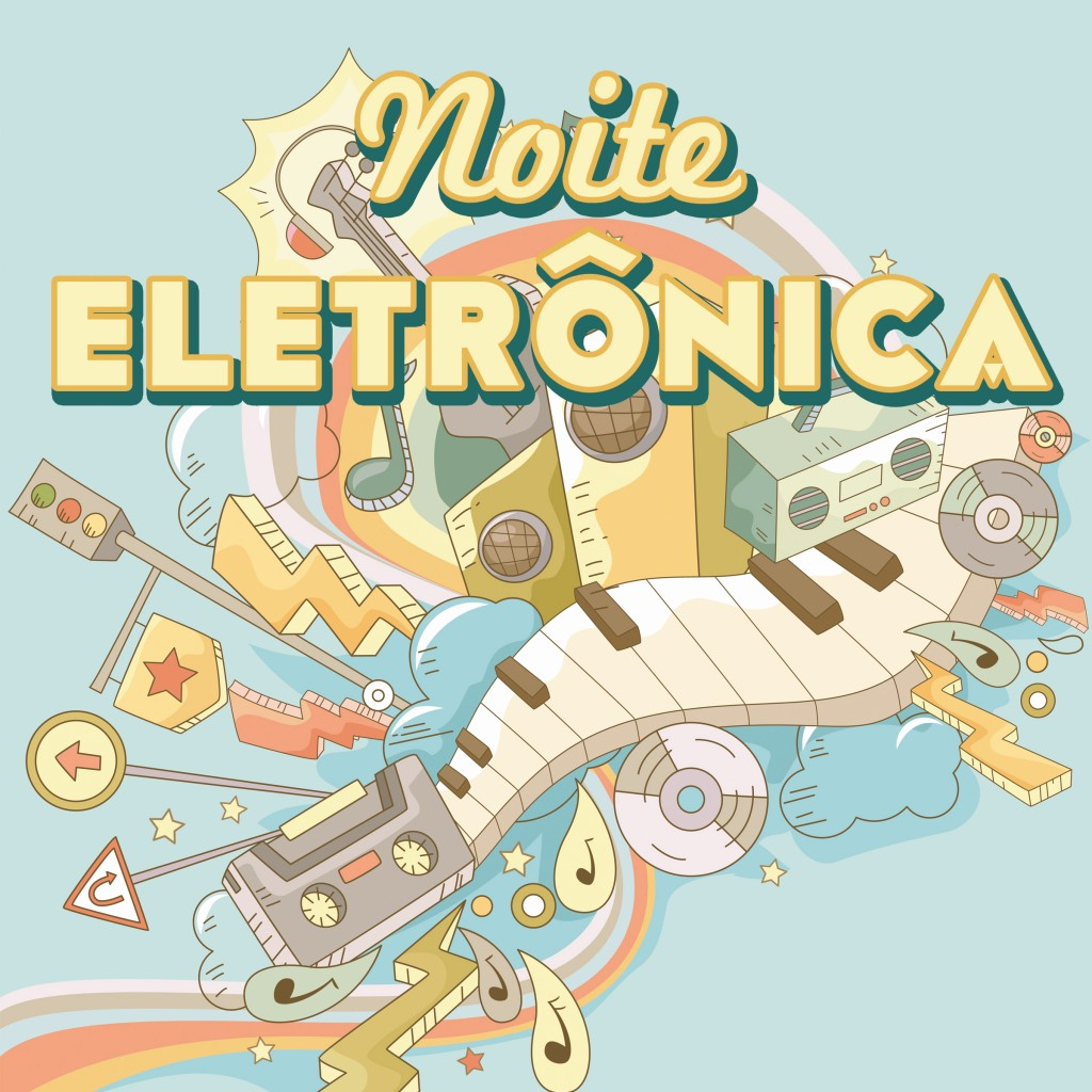 Noite Electronic Cover